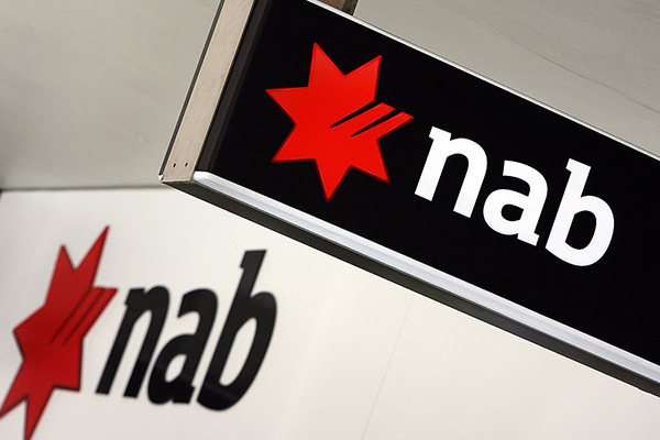 NAB 'unquestionably strong' despite fall in profits