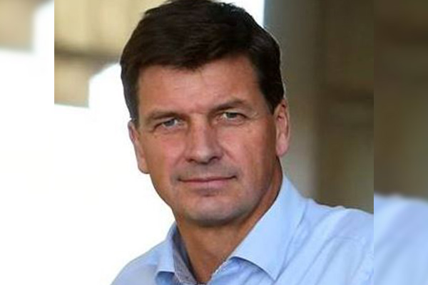 NSW Police investigates Angus Taylor over claims of forged documents