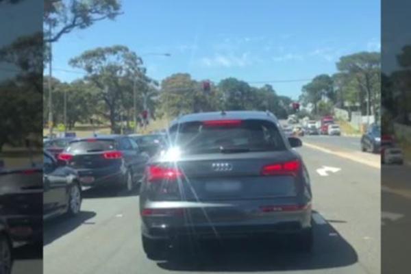 VIDEO   Sydneysider caught defying total fire ban