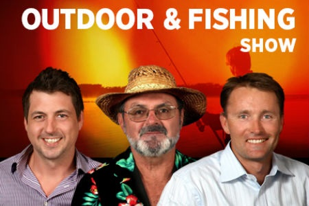 Outdoor & Fishing Show: Full Show Podcast 2nd November 2019