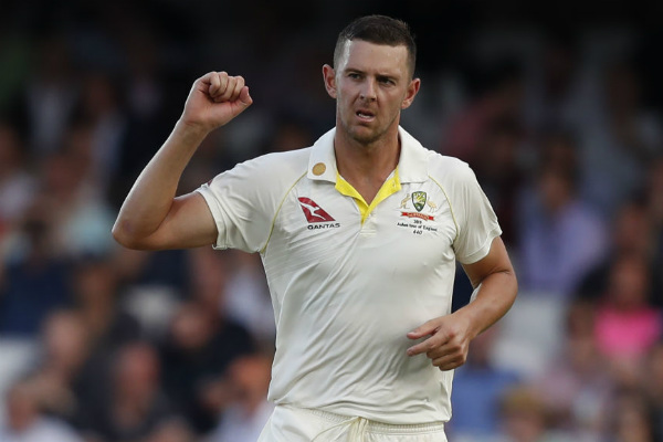Josh Hazlewood: Consistent squad the key behind Australian success