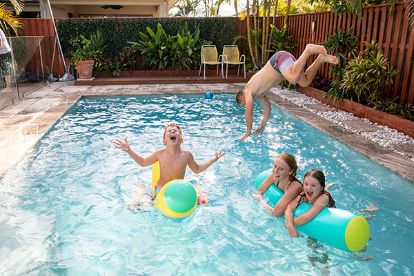 Article image for 'Airbnb of swimming pools' arrives in Australia