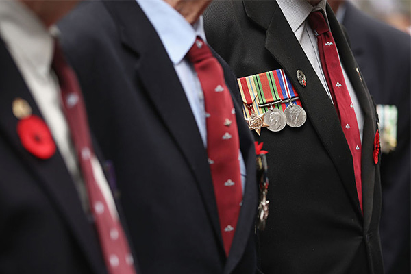 'There's a wave coming': Veteran suicide numbers 'understated'