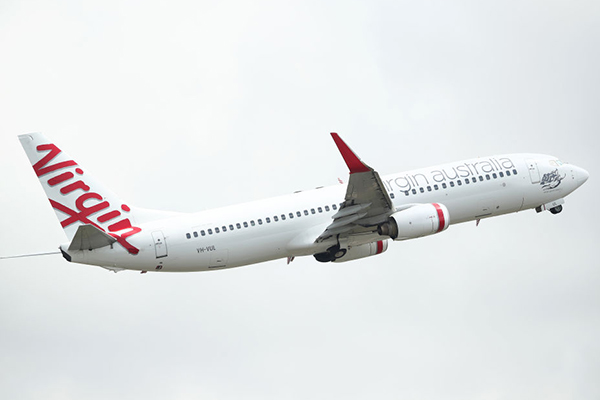 Article image for Virgin boss says quicker flights could be the next step