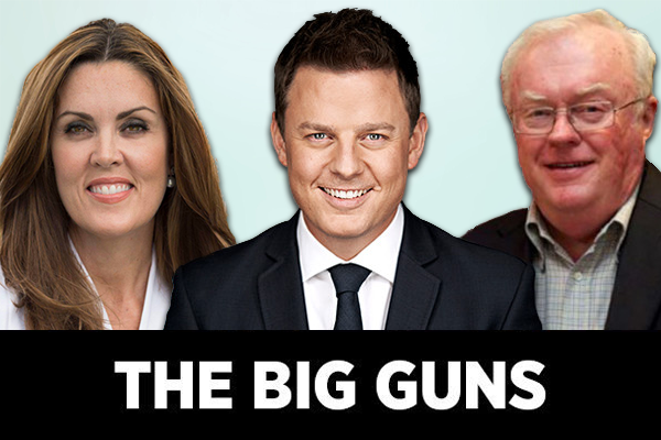 They're back! Big Guns return for 2020