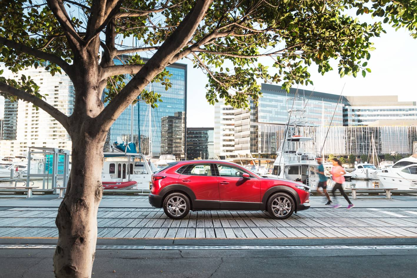 Mazda CX-30 due in February – to plug a gap in the small end of the SUV market