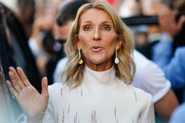 Celine Dion reveals her friend Alan Jones isn't the only Aussie she's in love with