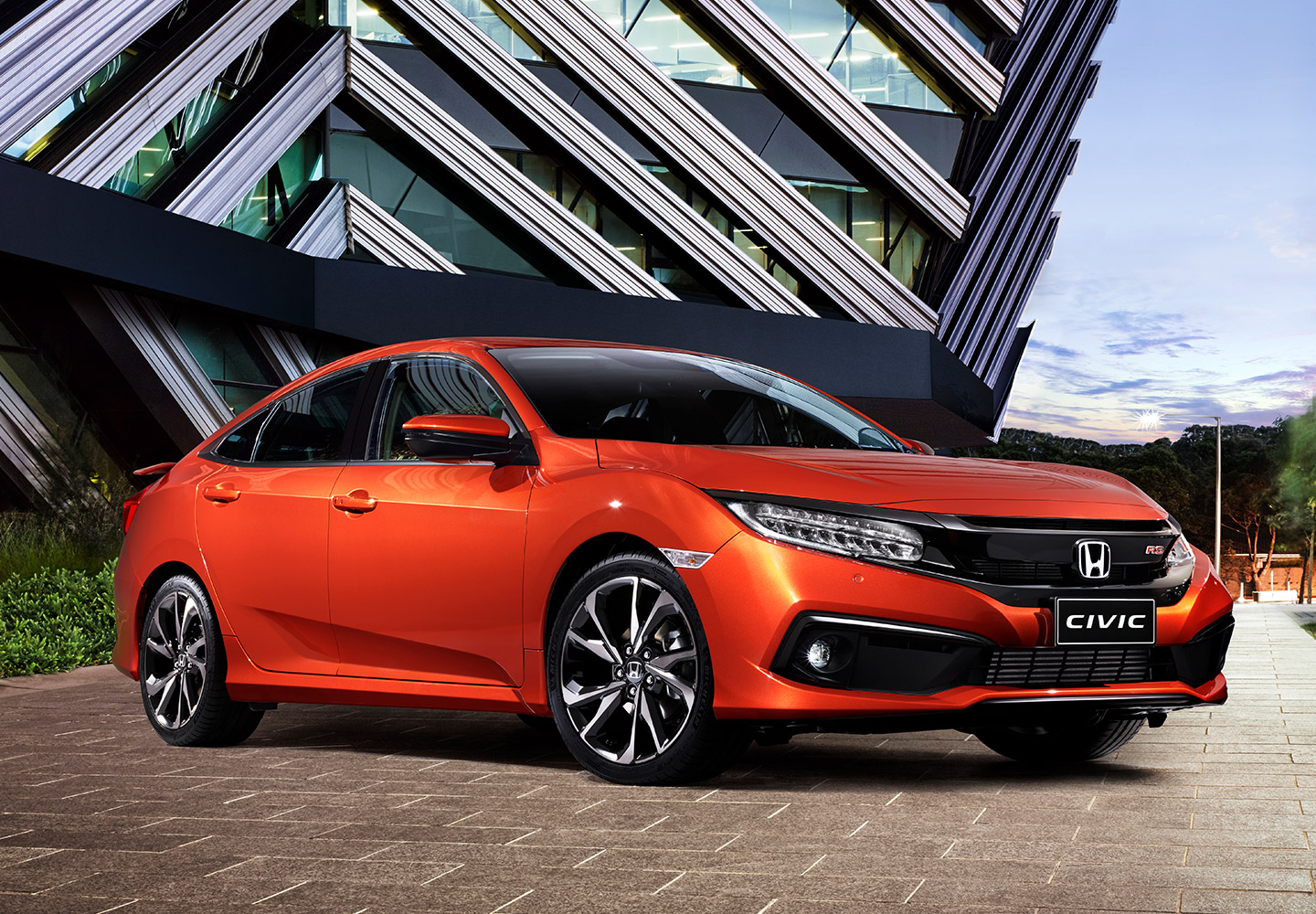 Honda's 1.8-litre VTi-S hatch – several omissions spoil an otherwise good all-rounder.
