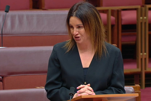 Medevac laws repealed: Jacqui Lambie breaks down as she votes to ditch medevac