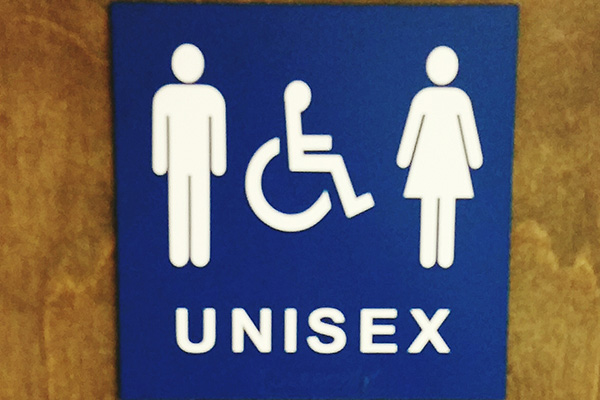 QLD highschool to be built with unisex toilets