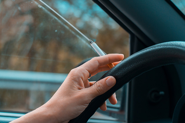 Tough new penalties for throwing lit cigarettes out the window