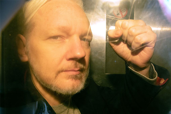 Article image for 'He might die': Doctors urge Australian government to bring Julian Assange home