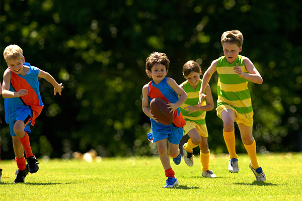 Article image for Junior footy players could be penalised for winning by too much