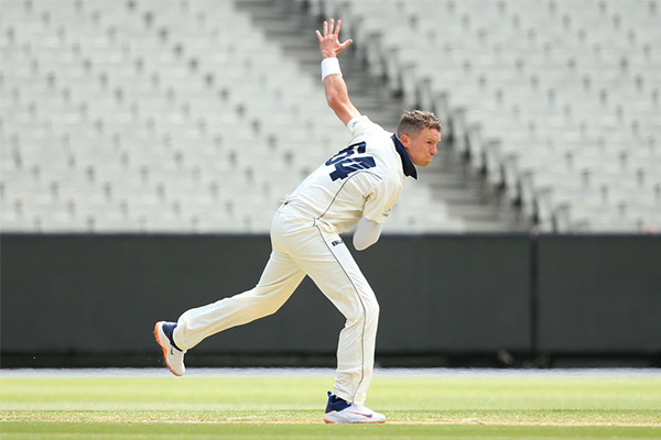 Article image for 'I just love the challenge': Peter Siddle named in Boxing Day Test squad
