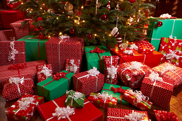 The ideal number of Christmas presents for children