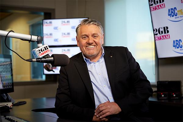 Ray Hadley reflects on his radio anniversary