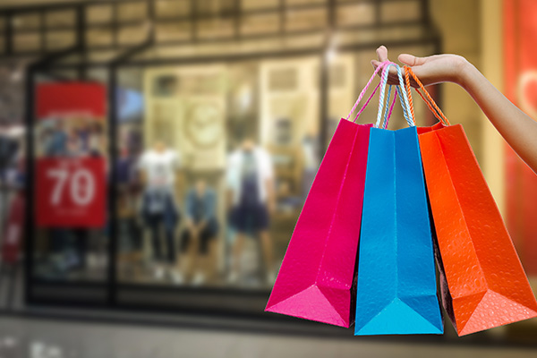 Retail sales fall flat in October