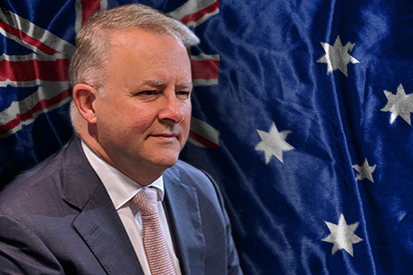 Article image for Albo backs Australia Day, calling for Aussies to unite
