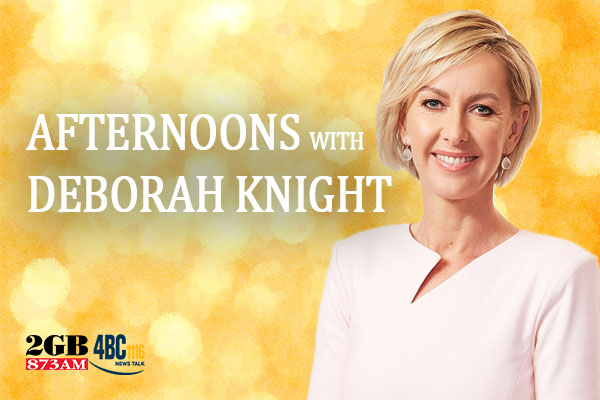 Article image for Afternoons with Deborah Knight podcasts