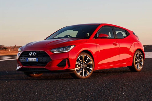 Hyundai's upgraded Veloster sports coupe – 2.0-litre manual disappointing, 1.6 turbo models the ones to own.