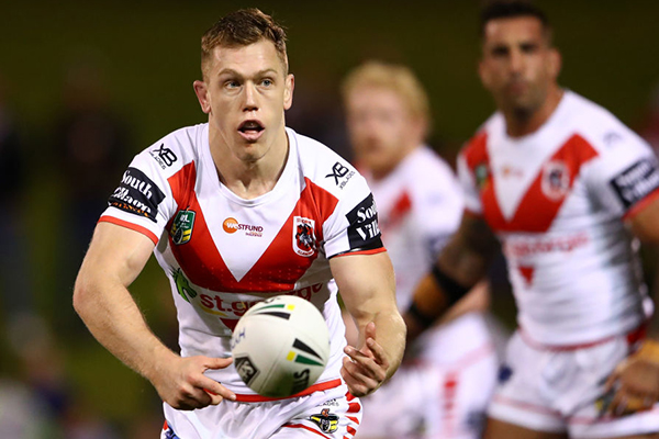'We let Mary down': Dragons captain vows to make up for 2019