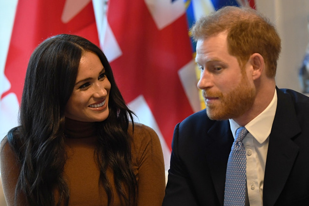 Harry and Meghan lose their titles