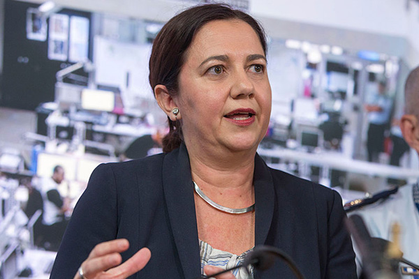 QLD Premier says federal government needs to act fast to contain coronavirus
