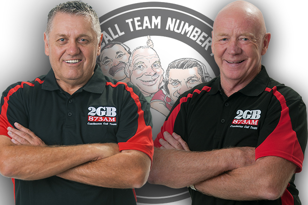 Ray Hadley and Bob Fulton make major announcement on radio future