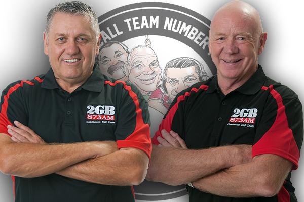 Article image for Ray Hadley and Bob Fulton make major announcement on radio future