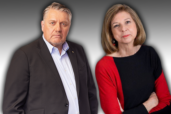 Article image for 'Defending the indefensible': Ray Hadley hits out at Bettina Arndt