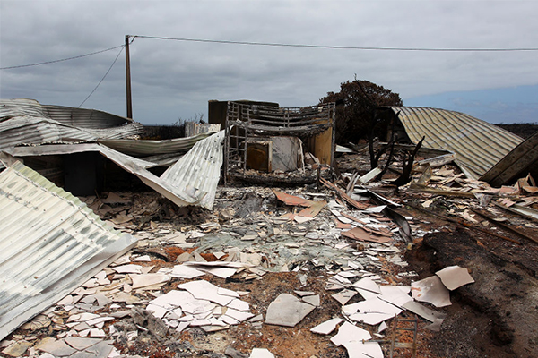 Article image for Holiday home owners urged to rent properties to bushfire-affected families