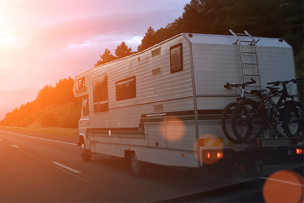 Law preventing bushfire victims from using caravans as emergency accommodation