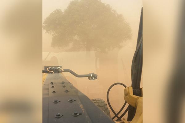 Ray Hadley's listeners send photos of weather across Australia