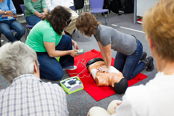 Article image for Aussies urged to take a course to help save a life