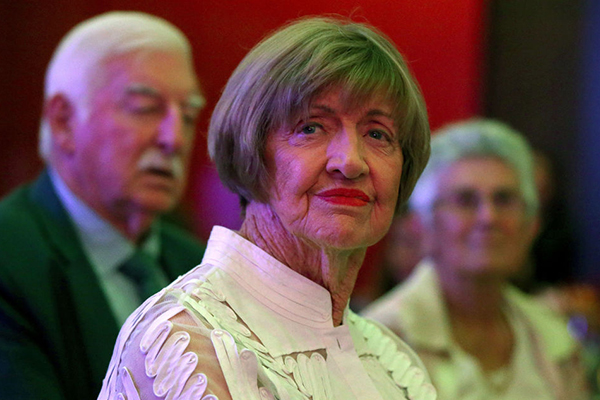 Margaret Court snubbed by Tennis Australia