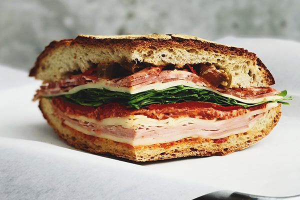 Charity celebrates sandwich recipes with a twist