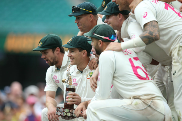 Article image for Tim Paine reveals positive mindset is key to batting success