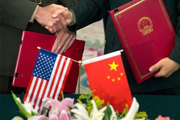 Article image for US-China 'truce' won't disrupt farmers 'kicking goals': Trade Minister