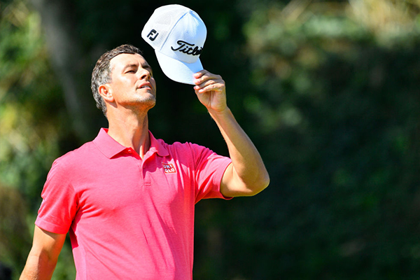 Aussie golfer Adam Scott wins big on the PGA Tour