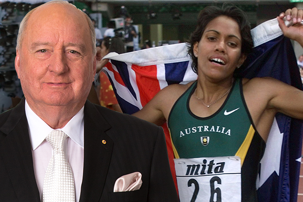 Alan Jones backs Cathy Freeman's call to change the national anthem