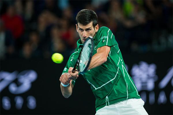 Mark Levy slams Novak Djokovic's 'disgraceful' behaviour