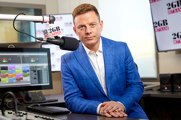 Ben Fordham slams officer's 'brain dead' comments after family burnt to death