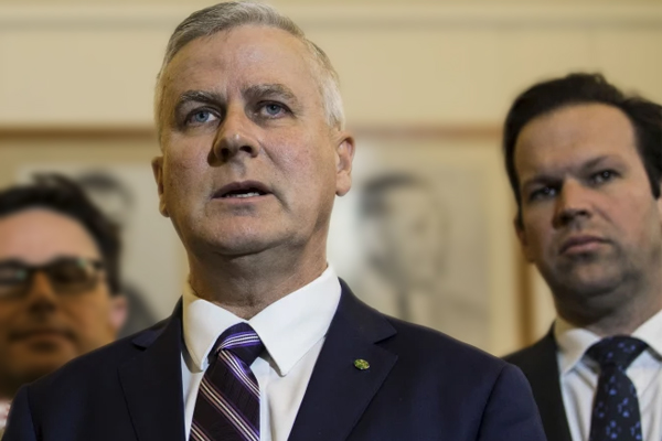 'It's nothing personal': Nationals Minister reveals why he's turning on leader Michael McCormack