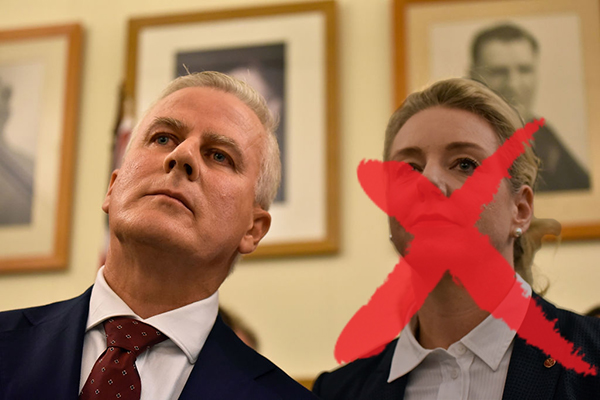 Article image for 'This bloke is a joke': Alan Jones says Nationals leader should be next to go