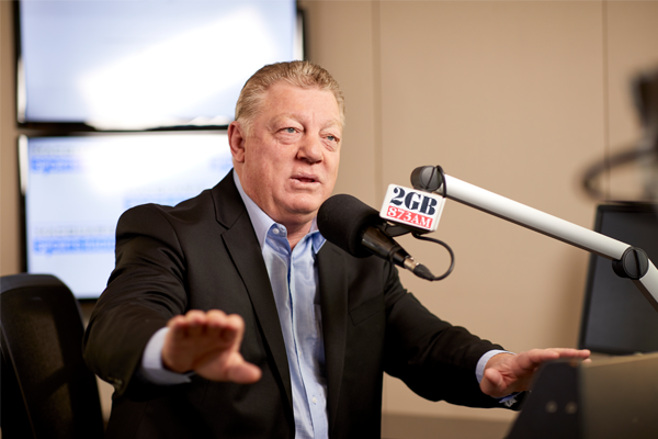 Phil Gould rejects conflict of interest accusations in new role