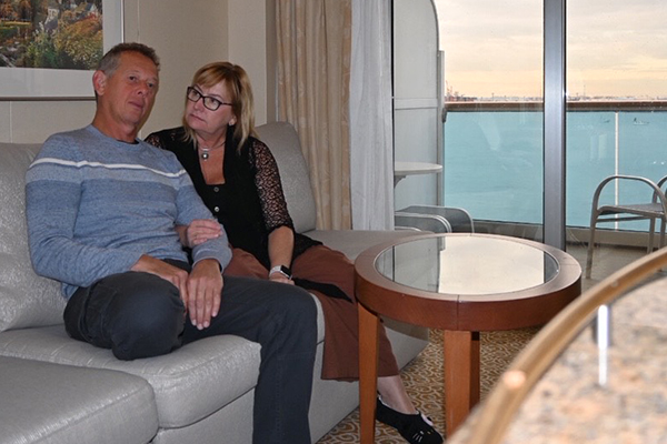 Aussies trapped on board coronavirus cruise ship describe the ordeal