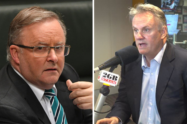 Anthony Albanese's latest coal stance 'ridiculous': Mark Latham