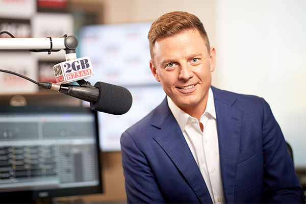 Article image for Thank you to the listeners: Ben Fordham says goodbye to Drive