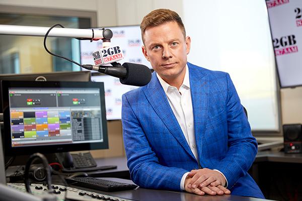 Ben Fordham grills 'political cleanskin' Brisbane mayor candidate