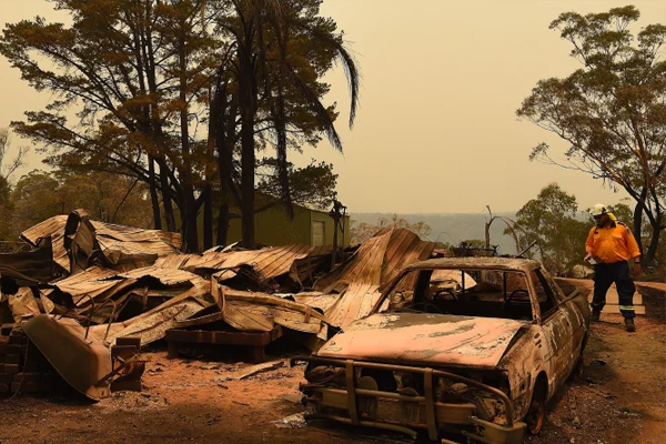 'We need all hands on deck': Backpackers called in to bushfire recovery effort